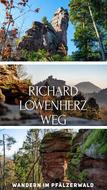 Photo of Richard-Löwenherz-Weg | Annweiler am Trifels | Wandern Südliche Weinstraße