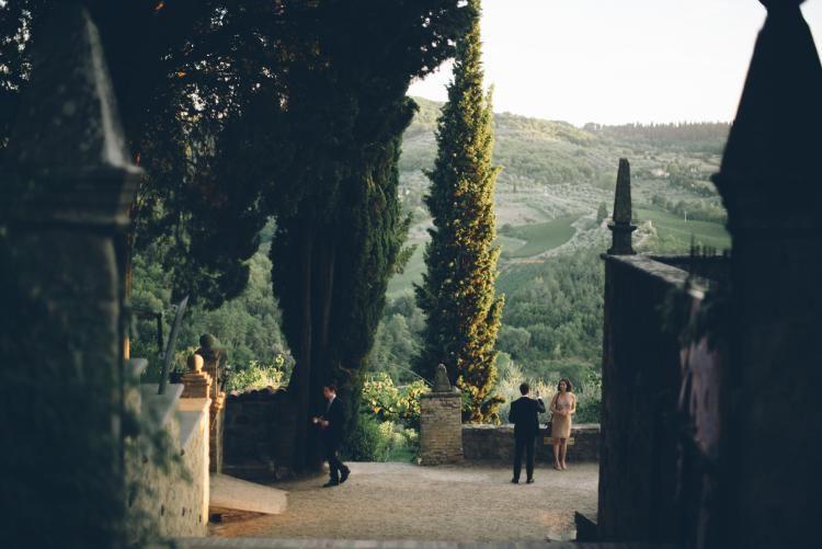 Intimate Candlelight Ceremony / Wedding Style Inspiration / LANE