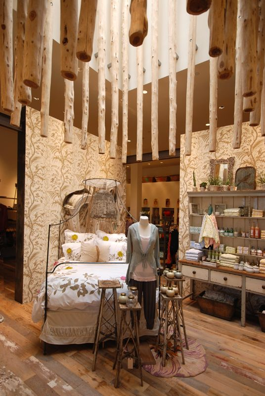 Retail Details blog #Anthropologie #Greensboro #displayideas