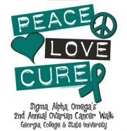 Peace, love, and cure with Sigma Alpha Omega