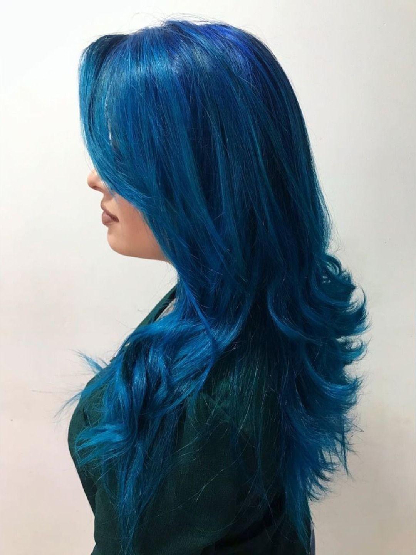 Arctic Fox Hair Color Elizondo Makeup My Lovely Blue Hair
