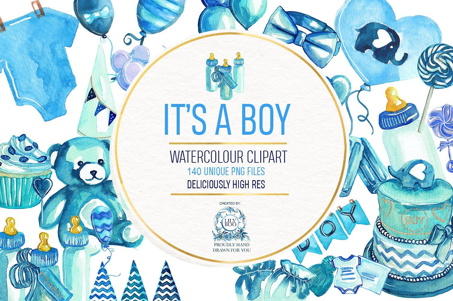 Baby Shower Boys Png Clipart Clip Art Baby Boy Background Baby Boy Shower