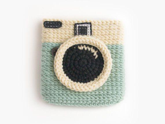 Crochet Diana Dreamer Coin Purses (Size 5 inch) Cesto, Monederos y