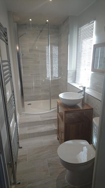 Review photo 1 | Small bathroom, Small shower room ...