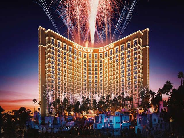 A decidedly unhidden gem, the massive Treasure Island Hotel & Casino is a AAA Four Diamond resort that boasts a 95,000-square-foot casino and multiple must-see attractions. Experience the luxury for yourself in the ...