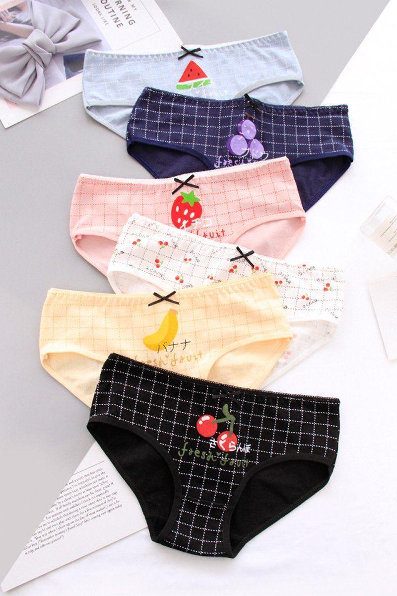 6fb84b2c433 Delicious Kawaii Fruit Underwear SD00089 - SYNDROME - Cute Kawaii Harajuku  Street Fashion Store Delicious Kawaii