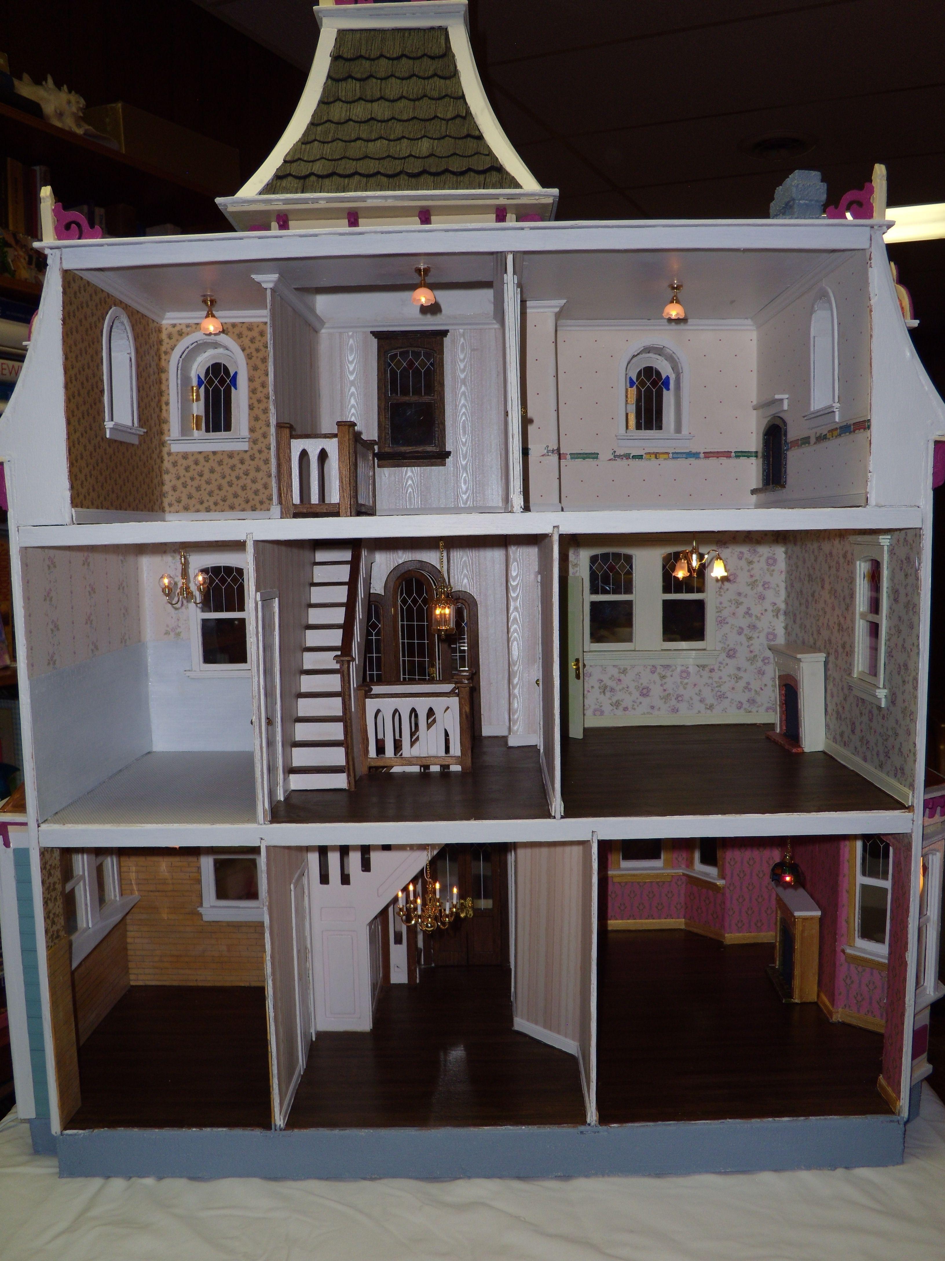 The Beacon Hill Interior My Dollhouse The Beacon