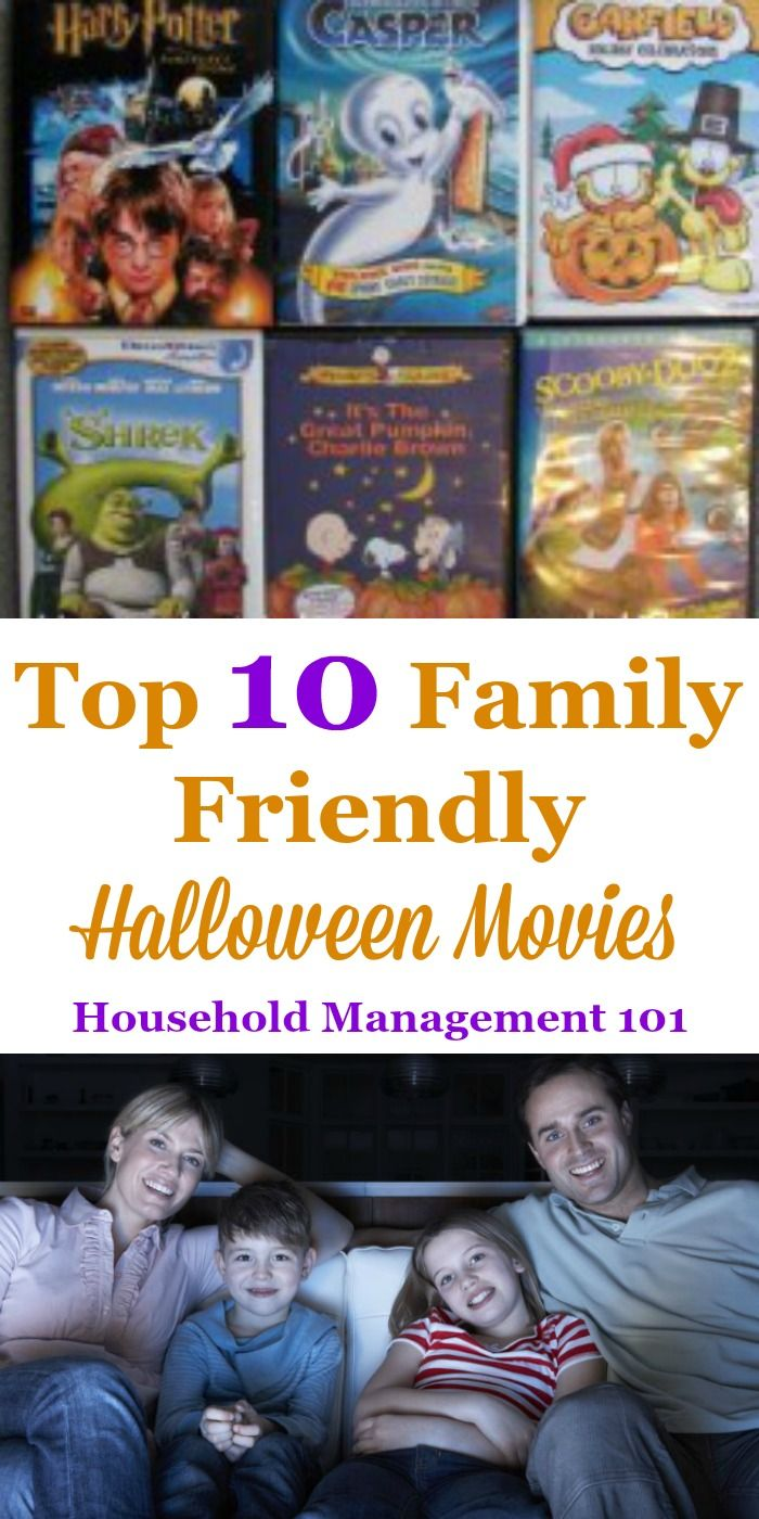 Top family halloween movies not too scary movies your whole