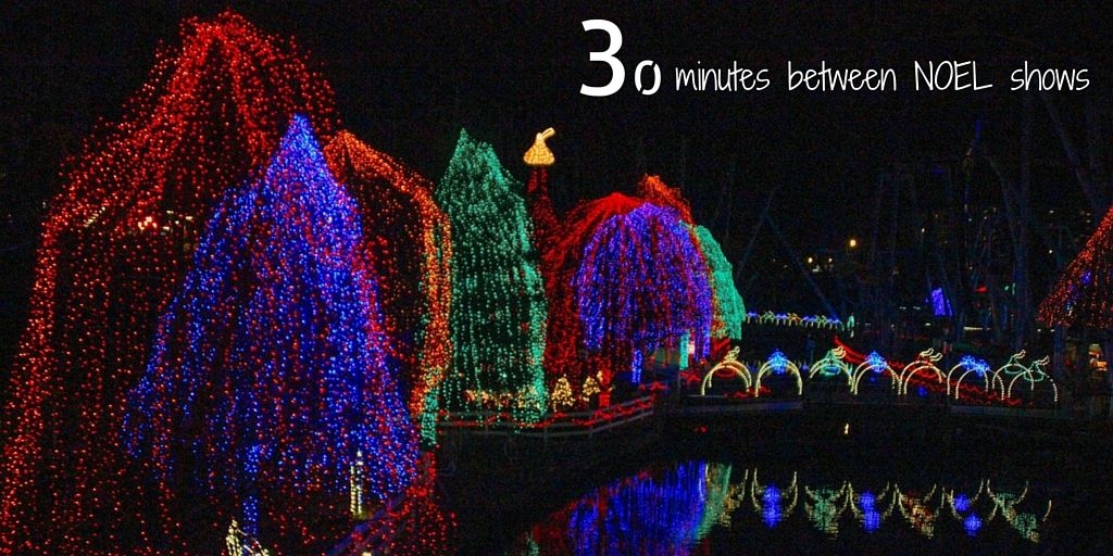 12 days of christmas hershey pa style 30 minutes between noel light shows at hersheypark - Hershey Christmas Lights