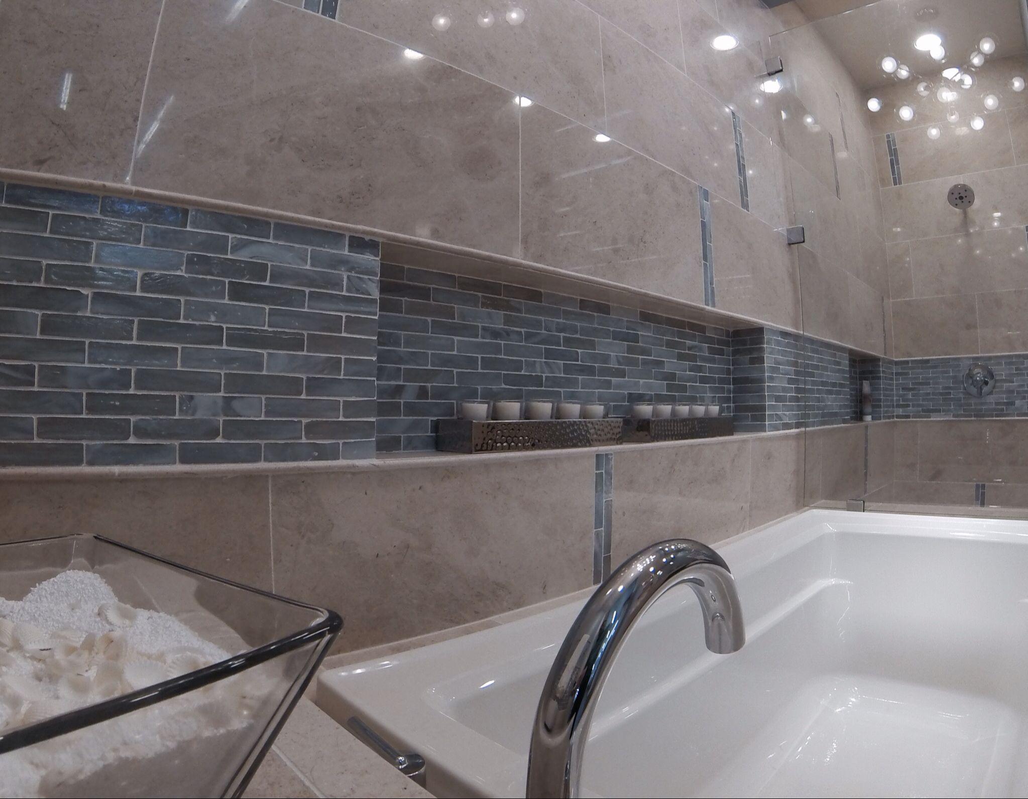 Calming Zen Tile Bathroom Thetileshop Bathroom