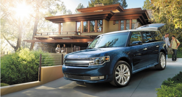 2015 Ford Flex SEL Review