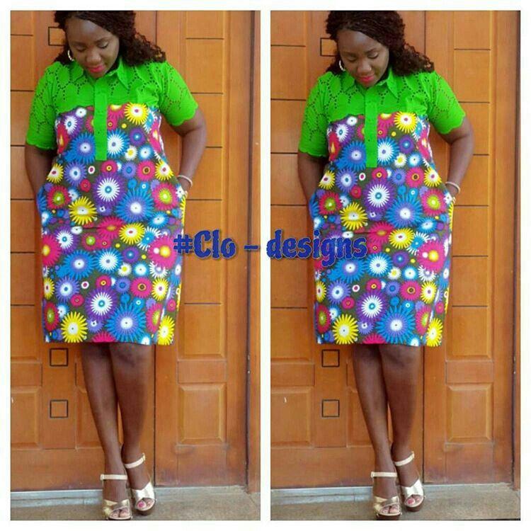 Pin von Fanta DIABY auf Robe pagne | Pinterest