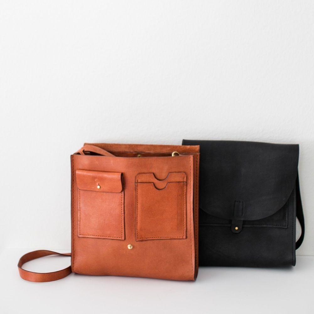 Image of Convertible Pocket Backpack - Black