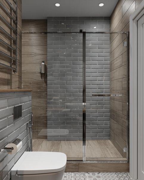 Pin Von Monica Auf Graues Badezimmer Badezimmer Innenausstattung