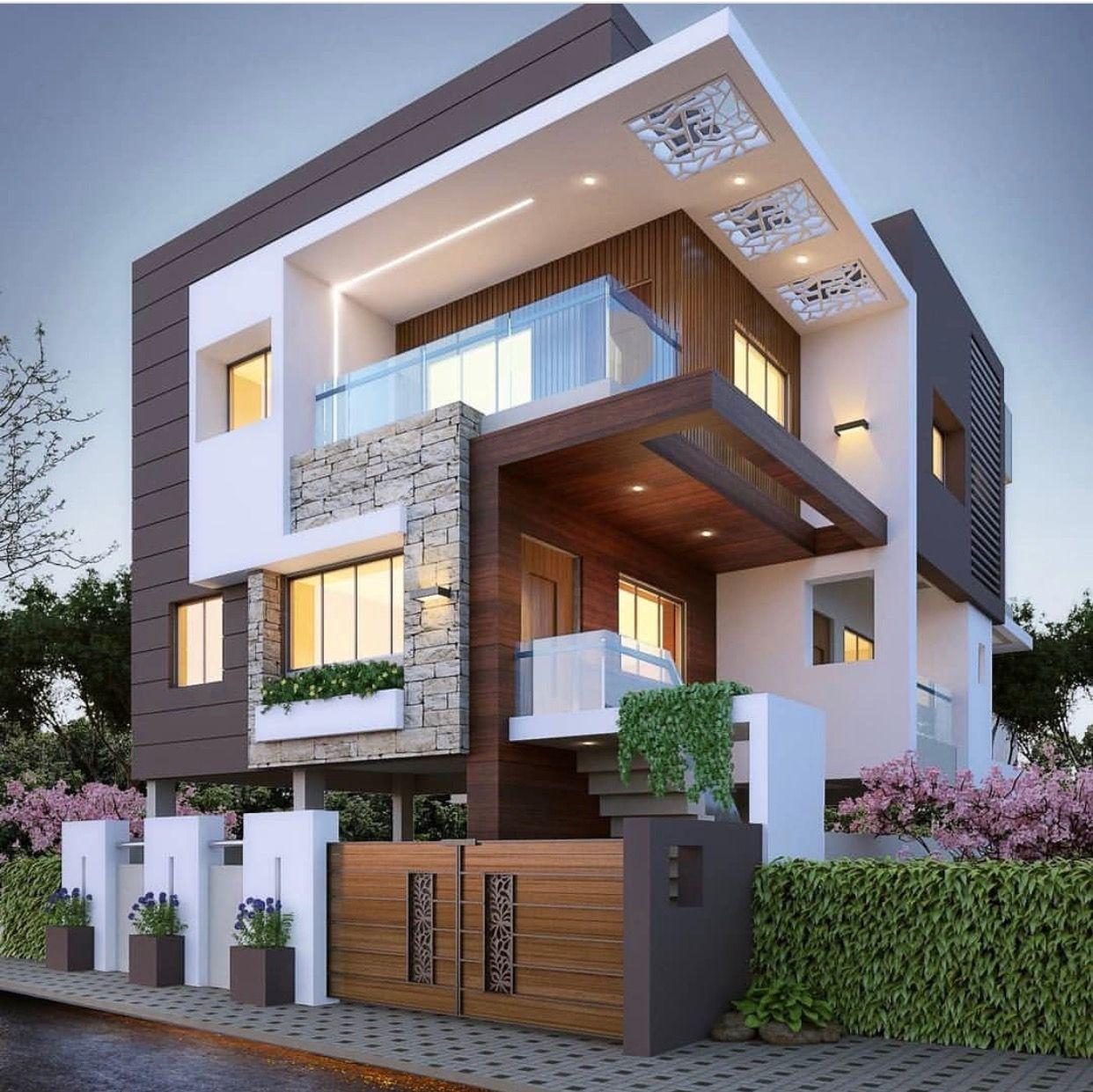 Stili Di Case Moderne.Pin By Arki Jeff On House Pinterest Architettura Architettura
