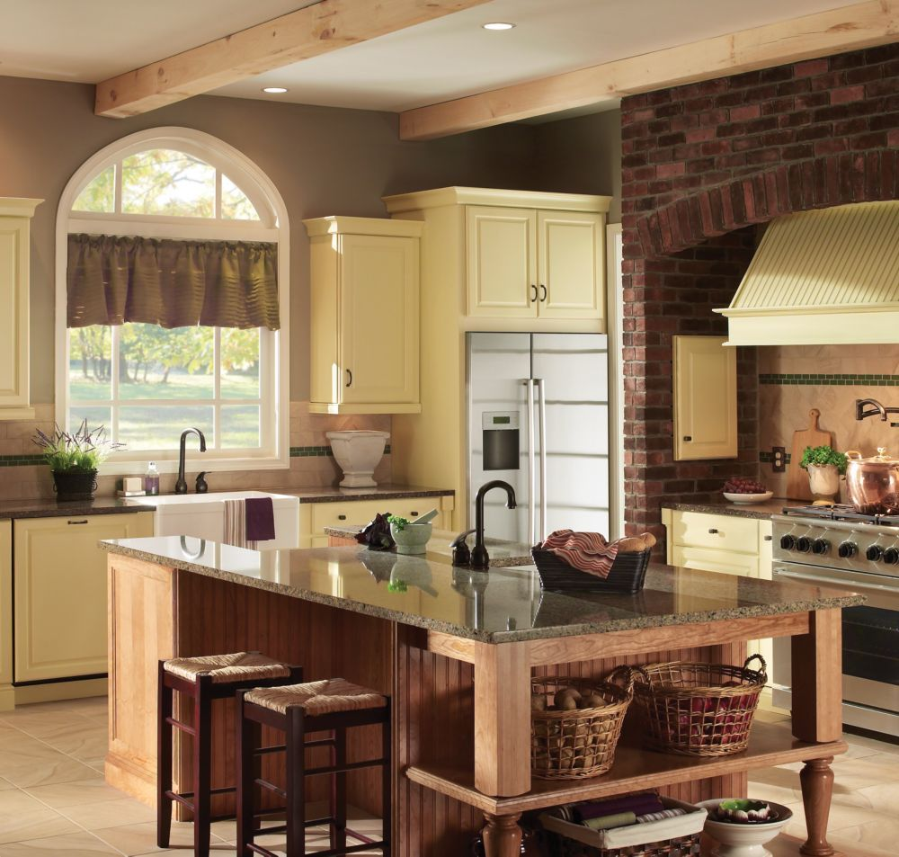 Kitchen Cabinets at Menards (With images) | Kitchen ...