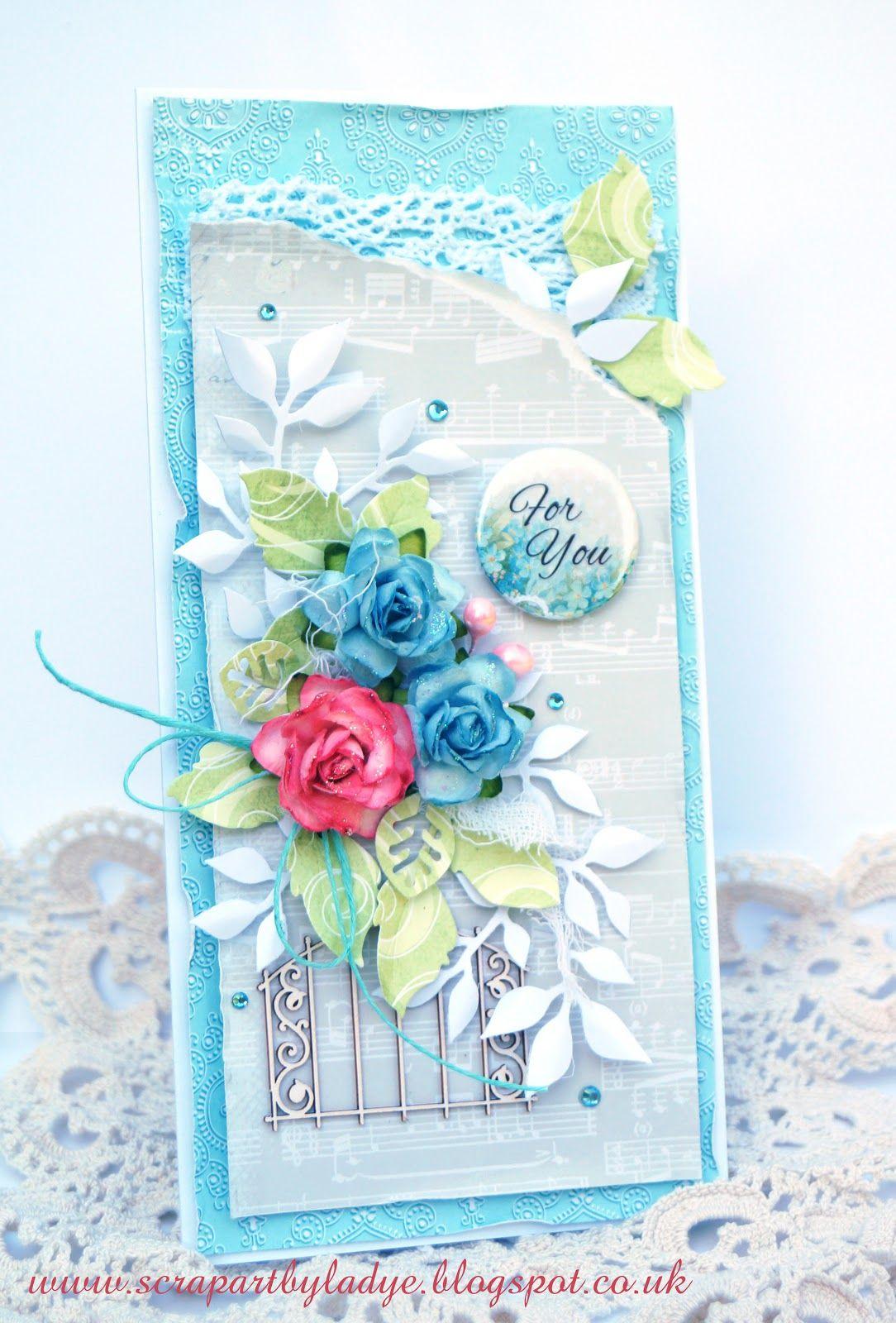 scrap artlady e  homemade cards cards handmade card