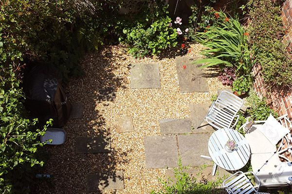 courtyard garden plans and ideas terraced house garden tiny garden - Garden Ideas Terraced House