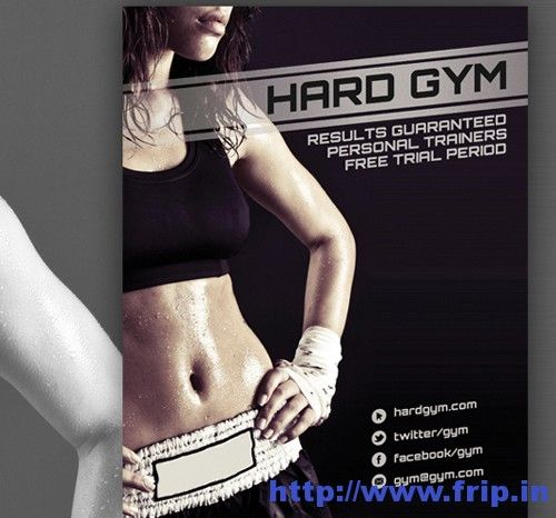 gym flyer template Google Search gym flyer images – Fitness Flyer Template