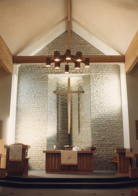 Parker Architects   Church Interior Renovations, Additions, Design And  Architecture | Parker Architects Inc