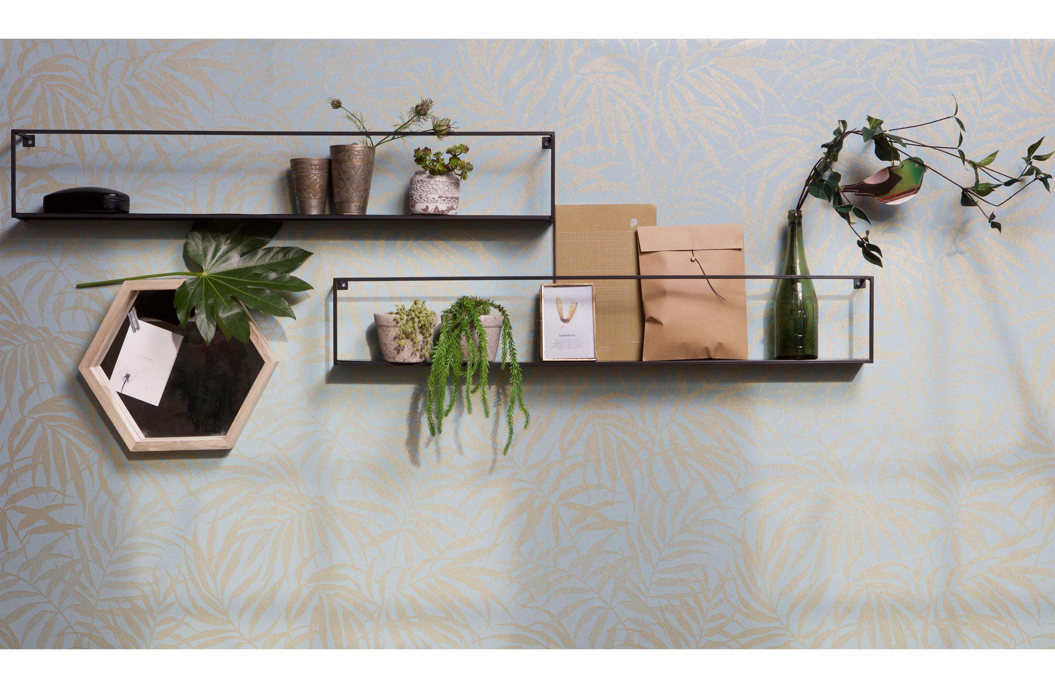 Meert Wandplank Zwart 100cm Wandplank Muurplanken Thuisdecoratie