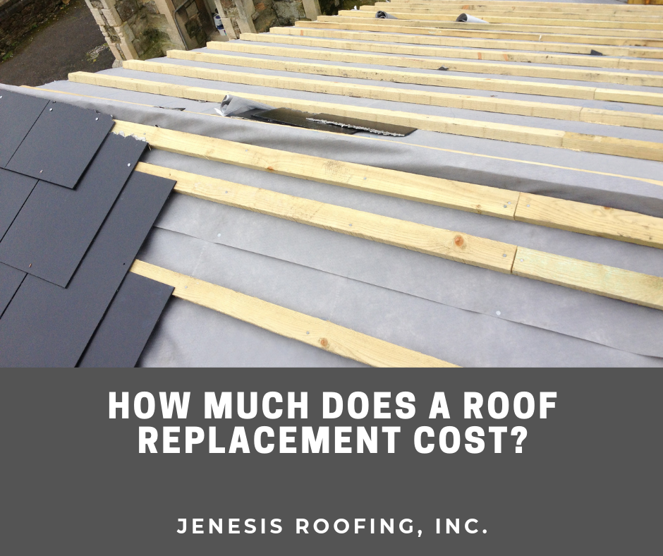 How Much Does A Roof Replacement Cost In 2020 Roof Replacement Cost Roofing Roof