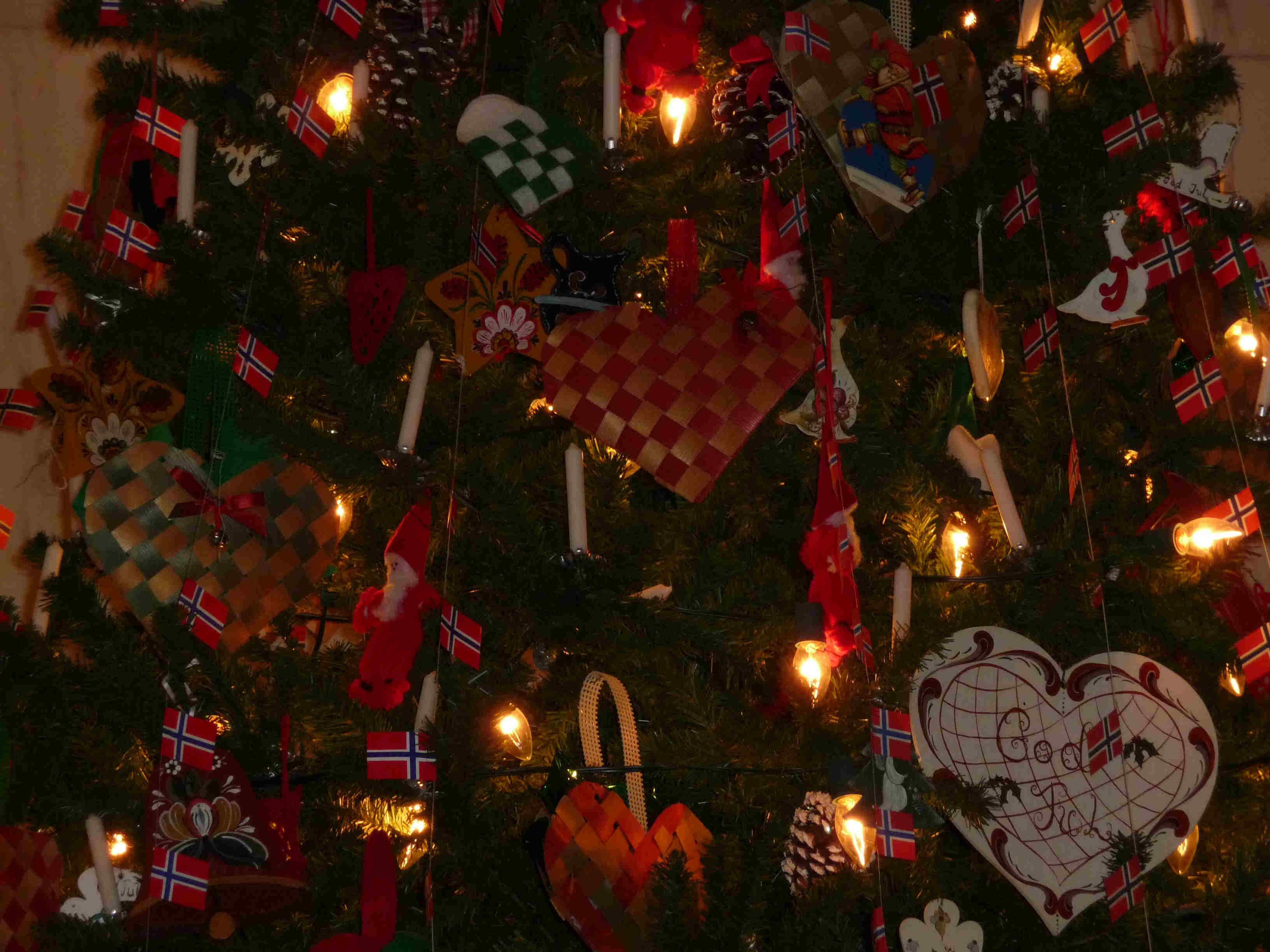 Norwegian Christmas At The Msi Norsk Folk Art And Customs