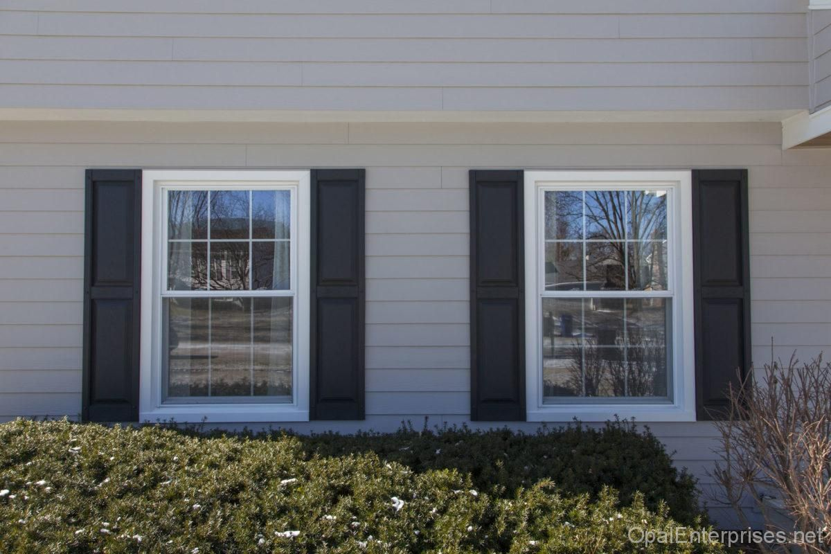 Exterior Home Renovation In Naperville With James Hardie Pearl
