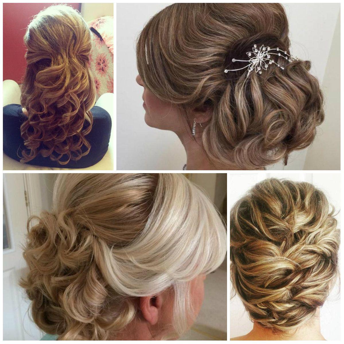 Mãe da Noiva Penteado Ideias para Tentar em wedding hairstyle