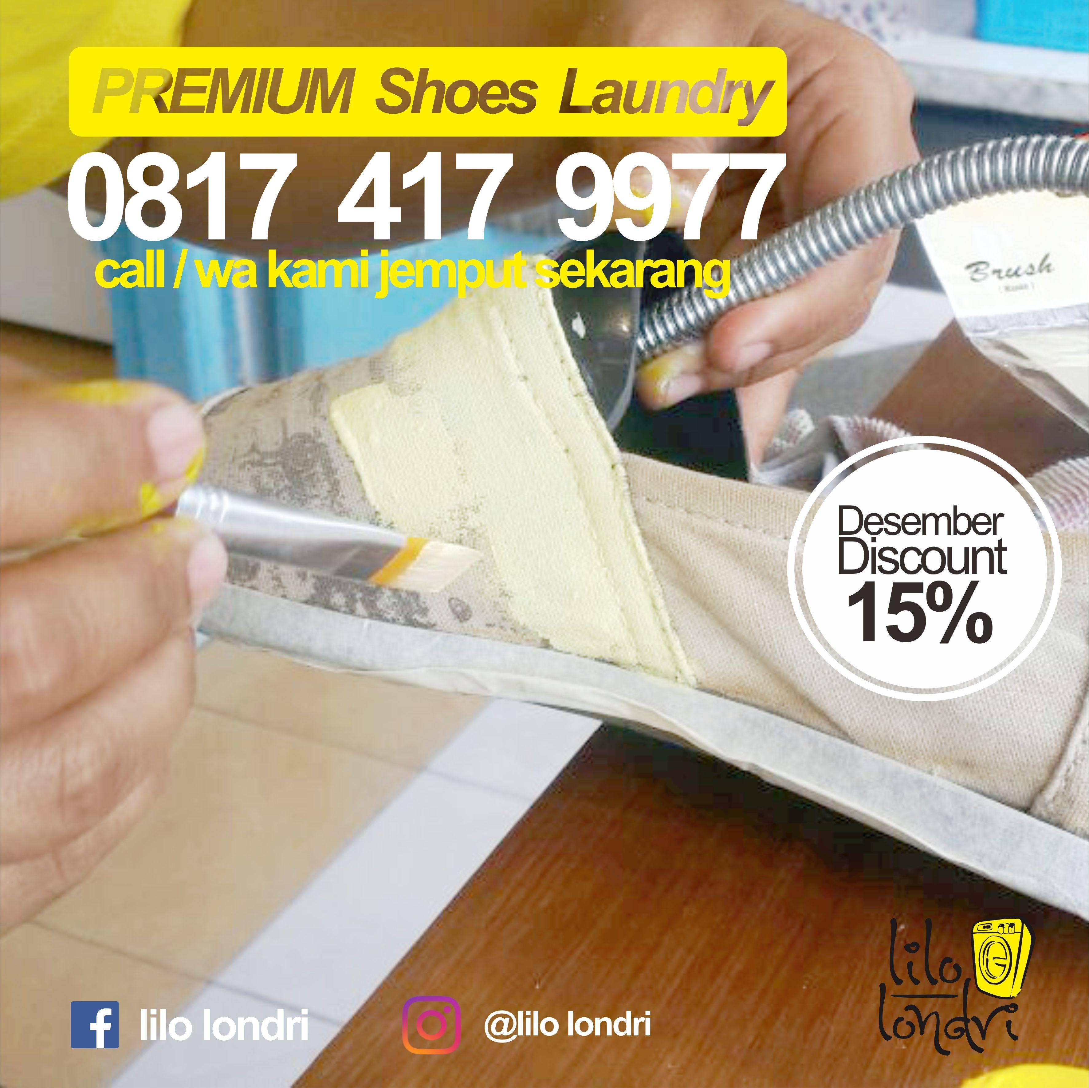 Laundry Sepatu Semarang, Alamat Laundry Sepatu Di Semarang