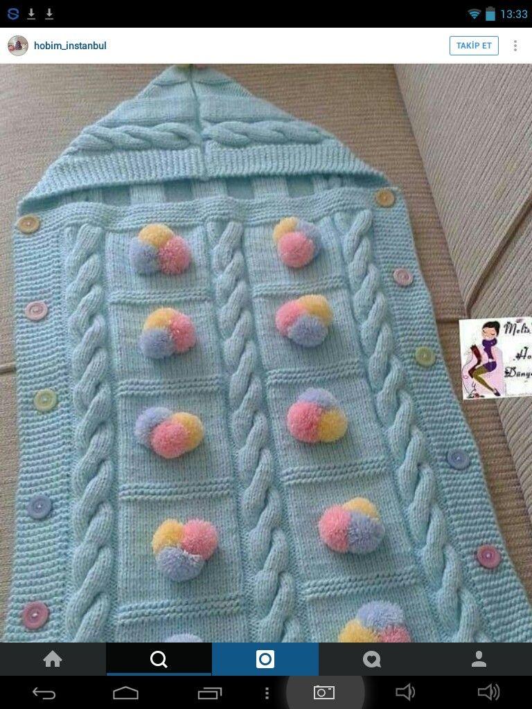 Tugba Tuncel Karaagac Adli Kullanicinin Ins Orgu Panosundaki Pin Baby Knitting Patterns Bebek Bebek Uyku Tulumlari
