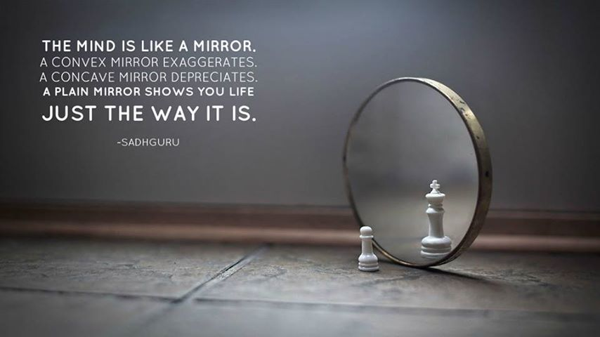 Looking In The Mirror Quotes Thoughts Quotes Inspirational