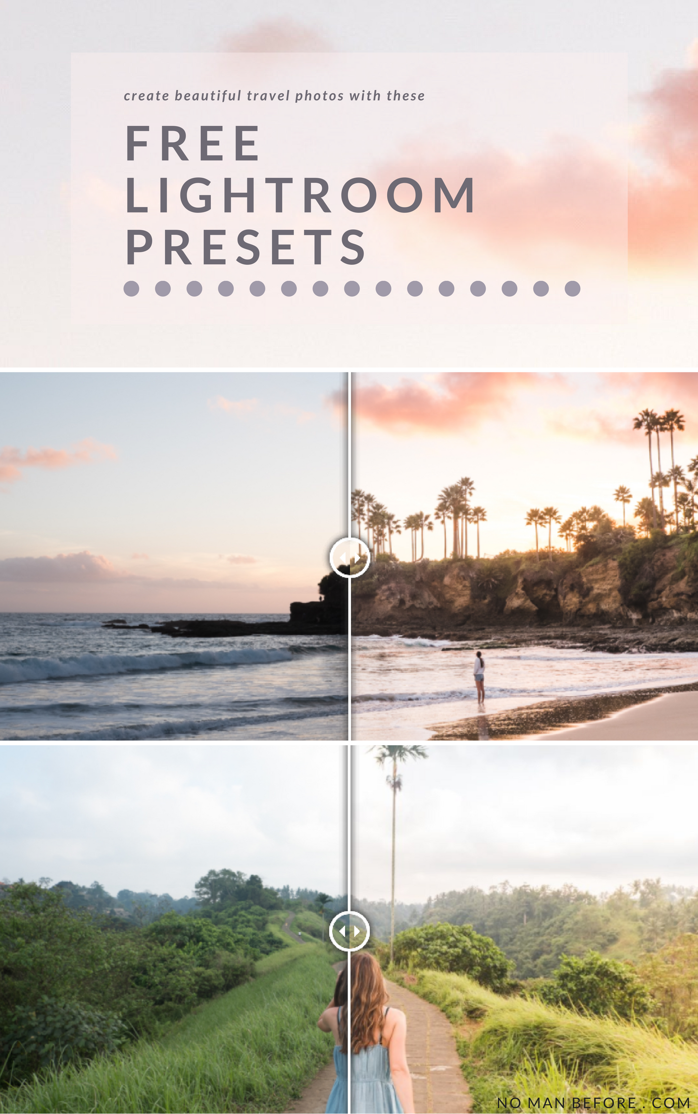 How to create a preset in lightroom