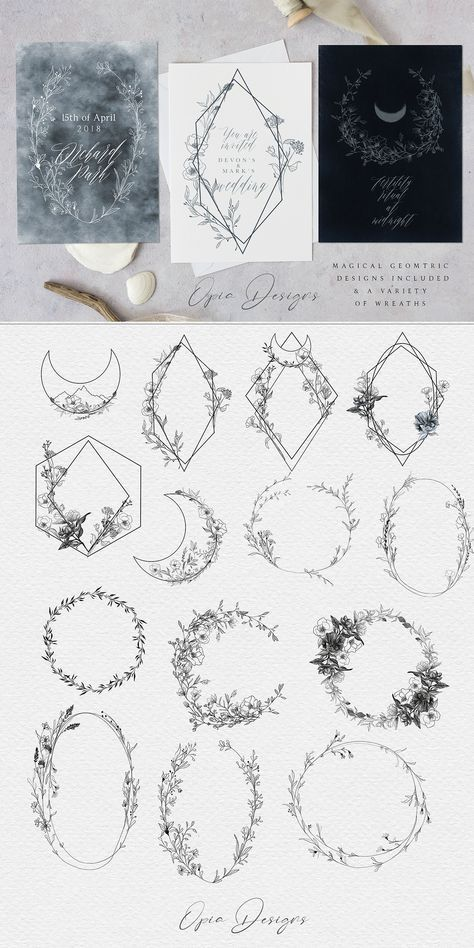 The Nightling  Art Project by OpiaDesigns on @creativemarket