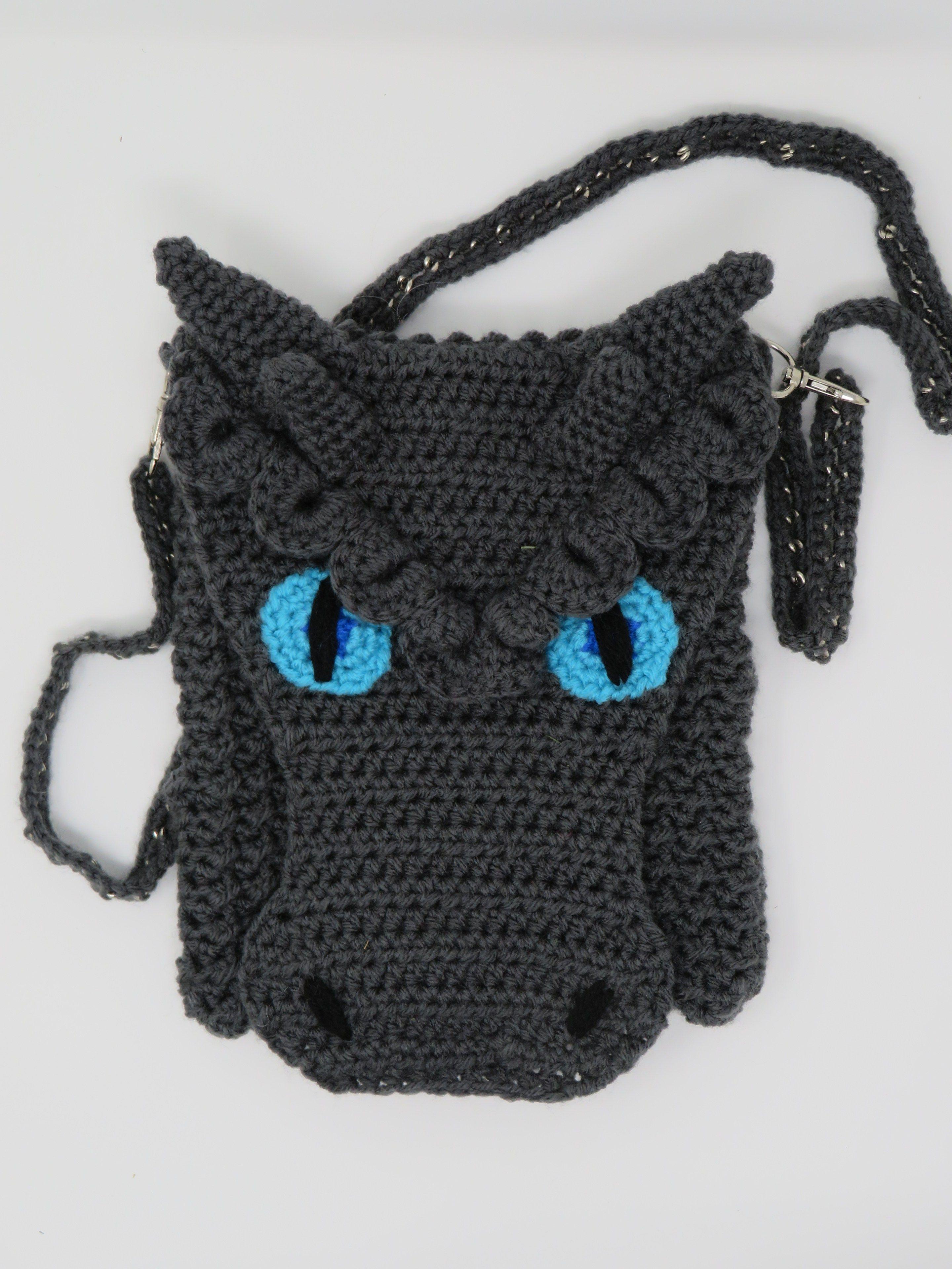 Free Frost Dragon Mods For Dragon Cross Body Bag Pattern Crochet