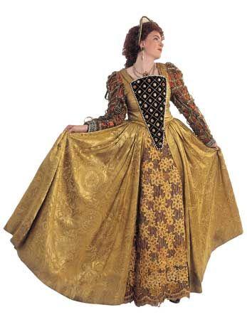 elizabethan era dresses - photo #20