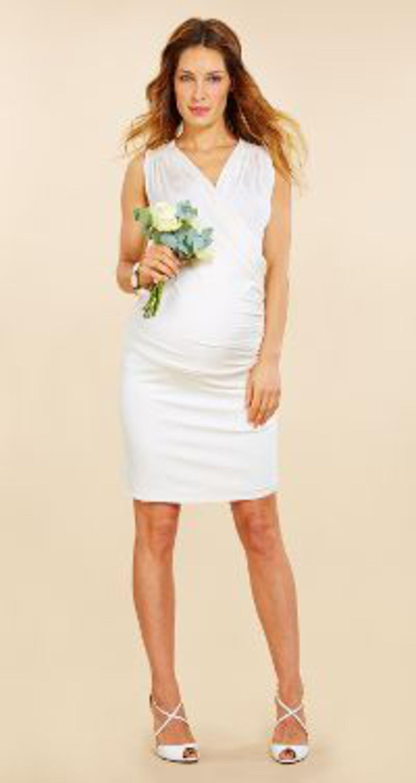 Robe femme enceinte temoin mariage color dress pinterest