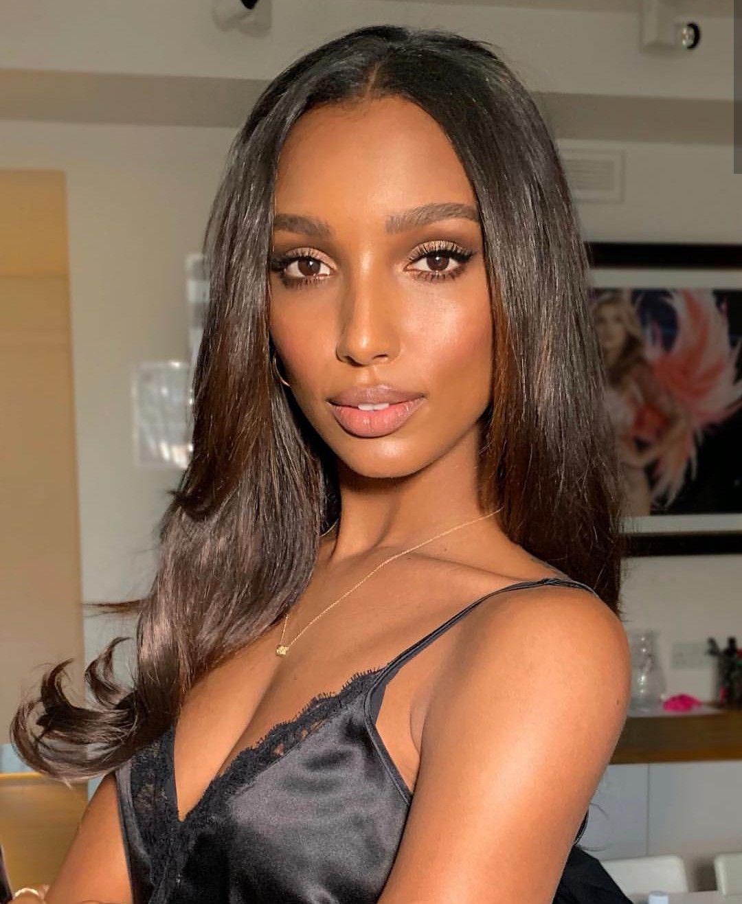 Jasmine Tookes | Brown skin makeup, Cool hairstyles, Hair