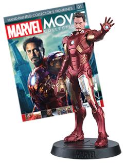 Marvel eaglemoss Pièce de collection Mini Modèle personnage