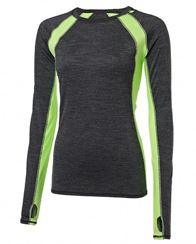 Heart Rate L/S Training Top_Sweaty Betty