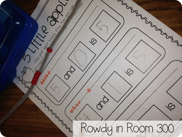 Rowdy in Room 300: decomposing numbers