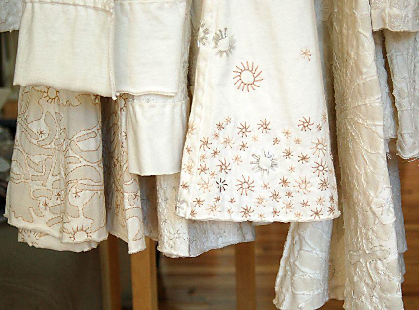 Alabama Chanin | Bordado, Apliques y Costura