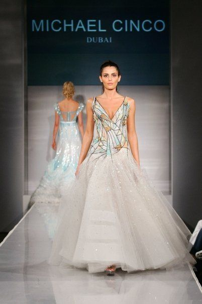 2009 – Spring Summer | Michael Cinco Couture