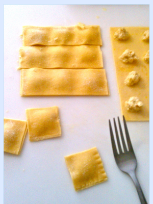 Check out my Fall newsletter! How to make Ravioli, quick pasta recipes, how to shop for a week of meals, Food events and more!