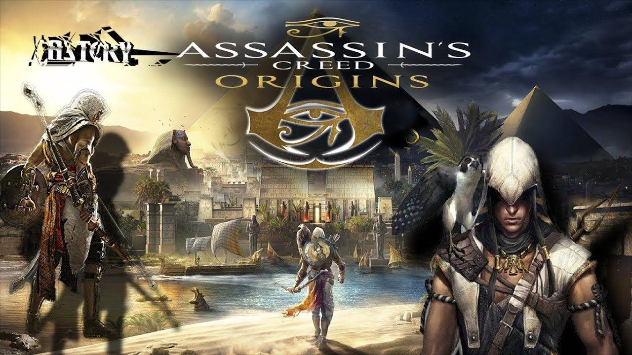 Assassin S Creed Origins Grande Mare Verde Gameplay Ps4