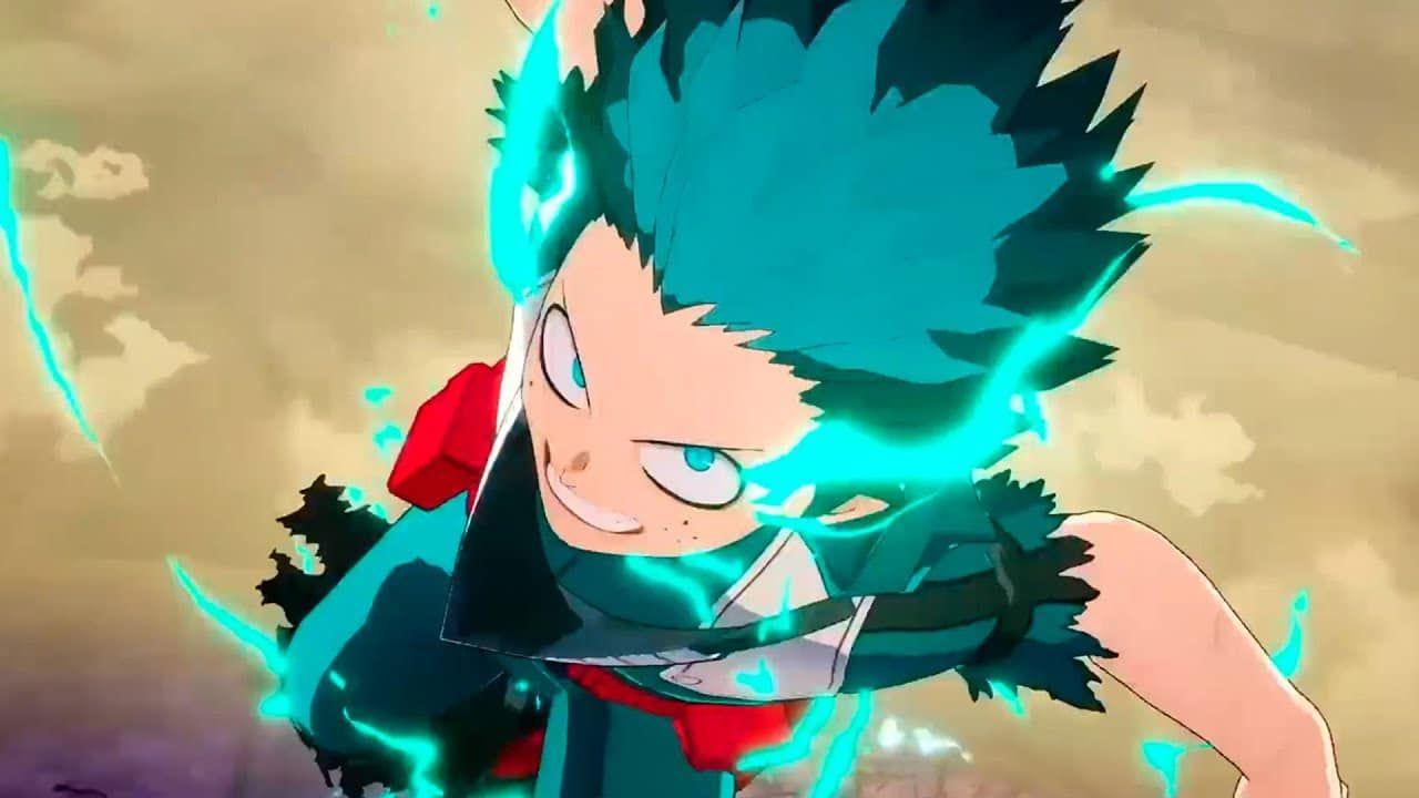 My Hero One S Justice 2 Verhaal Trailer Nintendo Switch Nieuws Nintendoreporters Hero My Hero Bandai Namco Entertainment