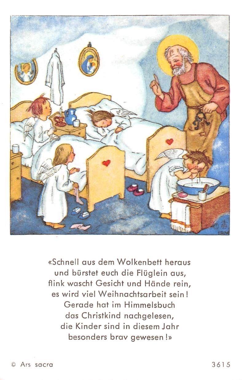 "Fleißbildchen Heiligenbild Gebetbild "" IDA Bohatta "" Holy Card ARS Sacra"" H920"" | eBay"