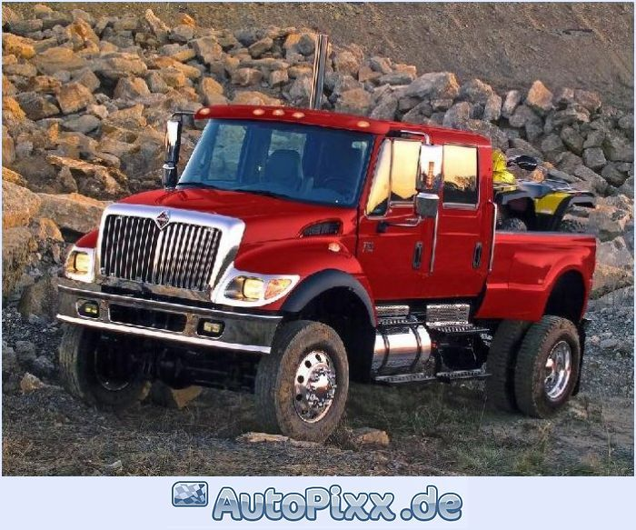 International Cxt Pickup Truck Bild Auto Pixx Pickup Trucks International Truck