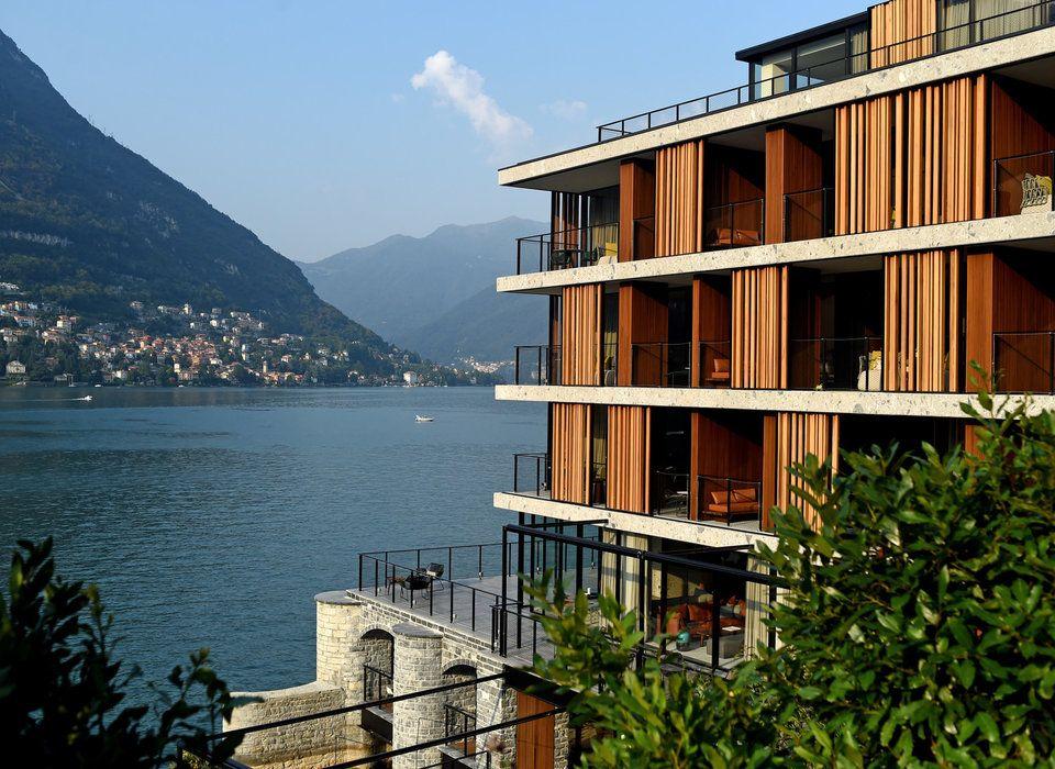 Il Sereno Lago di Como, Italy