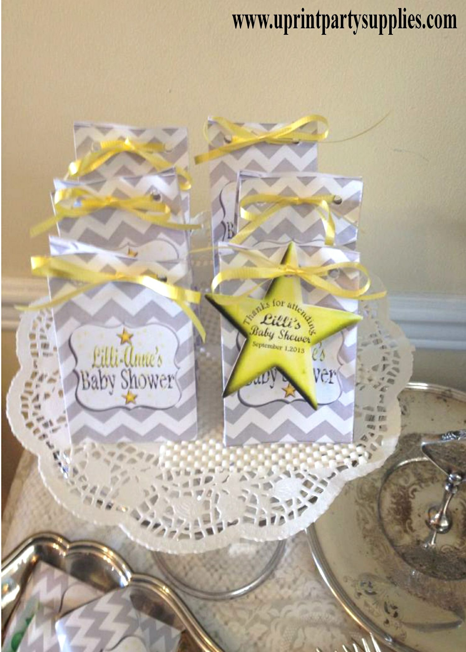 Star Themed Gifts A Baby Shower Story Twinkle Twinkle Little Star Gender
